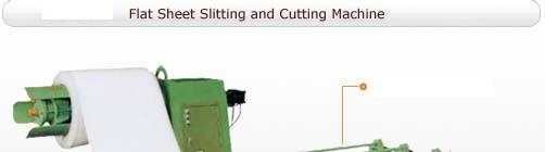 Flat Sheet Slitting and Cutting Machine-1