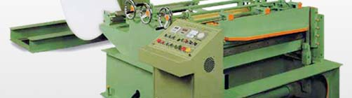 Flat Sheet Slitting and Cutting Machine-2